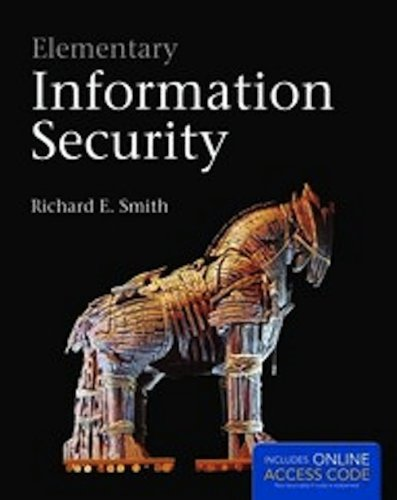 Elementary Information Security 1449648207 pdf