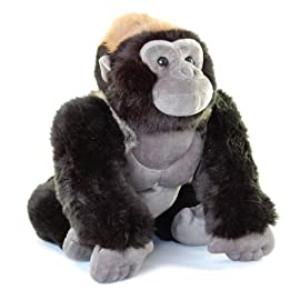 ZSL Guy the Gorilla Soft Toy 30cm