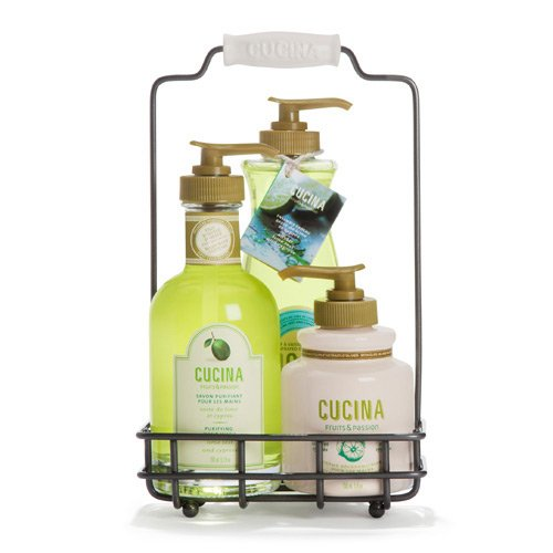 Fruits and Passion's Cucina Trio Gift Set - Lime