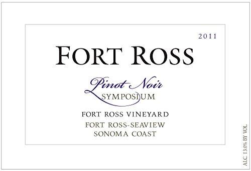 2011 Fort Ross Pinot Noir Symposium, Fort Ross-Seaview, Sonoma Coast 750 Ml