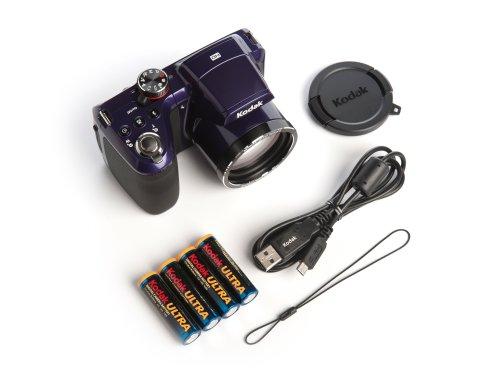 Kodak Easyshare Z5120 Digital Camera – Purple Special Offers