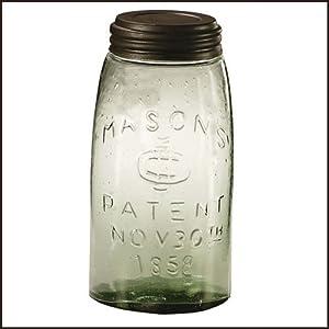Mason Fruit Jar - Quart Quart