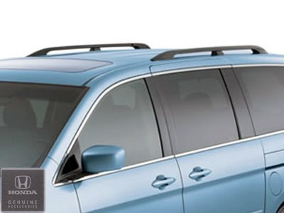 Honda Odyssey Complete Roof Rack with Crossbars 2005 - 2009-Thule Cargo Box For Sale