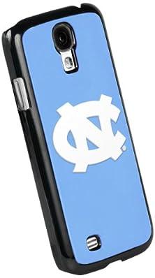 buy Forever Collectibles Ncaa North Carolina Tar Heels Team Logo (Black Borders) Hard Samsung Galaxy S4 Case