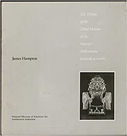 James Hampton: The Throne of the Third Heaven of the