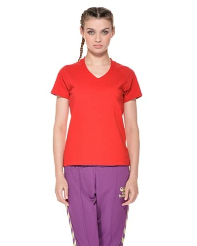Hummel T-Shirt Corporate [Rosso]
