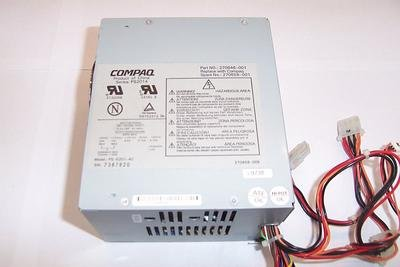 Compaq - COMPAQ 270656-001 200 WATT Powersupply