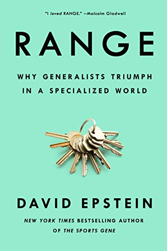 Range Why Generalists Triumph in a Specialized World [Epstein, David] (Tapa Dura)