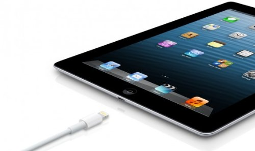 Apple iPad 4 With Retina Display With Wi-Fi 16GB In Black