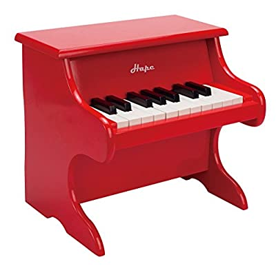 Hape Playful Piano-Red