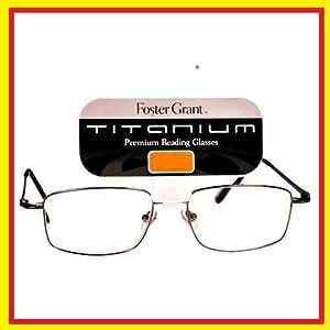 one pair foster grant titanium r 1 75 health