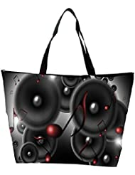 Snoogg Music Speakers Designer Waterproof Bag Made Of High Strength Nylon