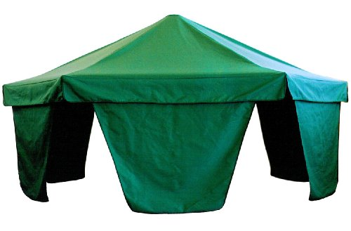 Green Eggs & Hammocks Shade Canopy for Palapa Hammock Chair, Green