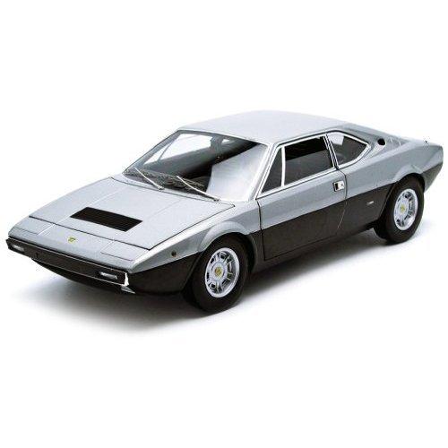 Hot Wheels1973 Ferrari Dino 308 GT4 Black Elite Edition 1/18 by Hotwheels x5483 おもちゃ [並行輸入品]