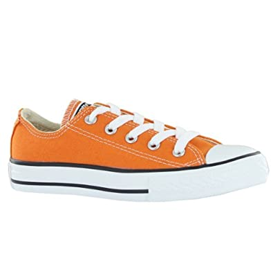 Converse ct all star ox orange kids trainers size 2 5 uk for Converse all star amazon