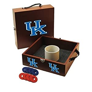 Kentucky Wildcats UK Bean Bag Washer Toss Game by Unknown