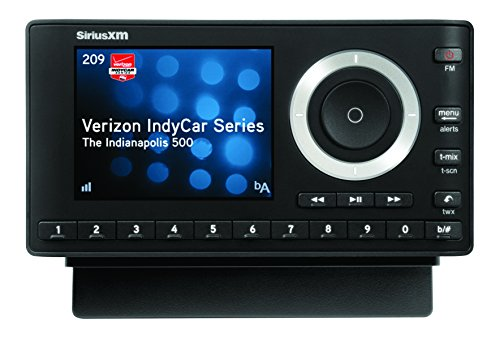 SiriusXM Satellite Radio SXPL1V1 Onyx Plus with Vehicle Kit (Black)