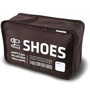 rangement chaussures voyage