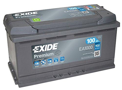 Exide Premium Superios Power Foto