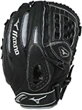Mizuno GPM1252 Premier Softball Fielder's Mitt (Black, 12.50-Inch)