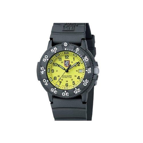 Luminox LU3005 Orginal Navy Seals Yellow Dial Men's Watch