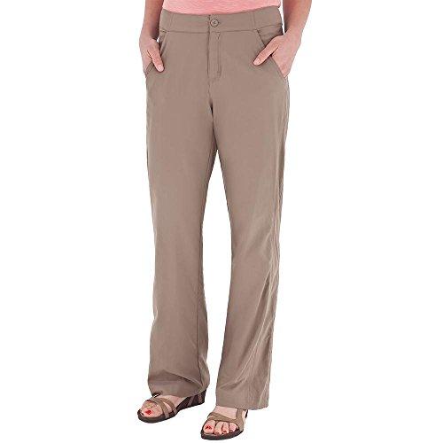Royal Robbins Women's Go Everywhere Pant, Burro, 6 Regular (Royal Robbins Womens Pants compare prices)