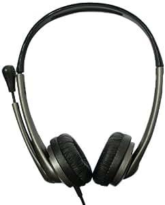 Bluestork BS-MC100 Micro-casque stéréo avec micro - Noir