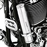 H-D XL Dyna Billet Storage Tube Medium & Large 64101-03