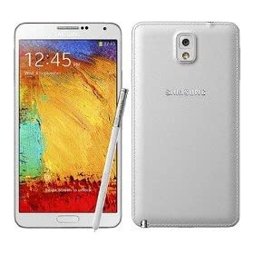 Samsung Galaxy Note 3 lll N900 Unlocked International Version No Warranty WHITE Color 32GB