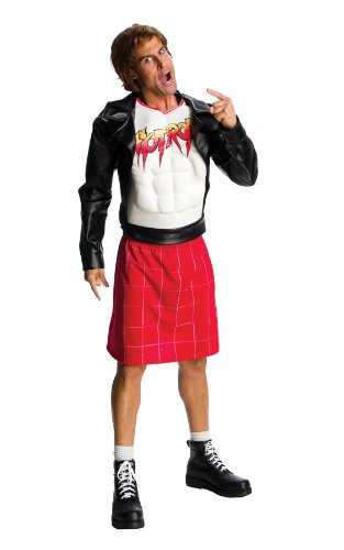 WWE Adult Rowdy Roddy Piper Costume