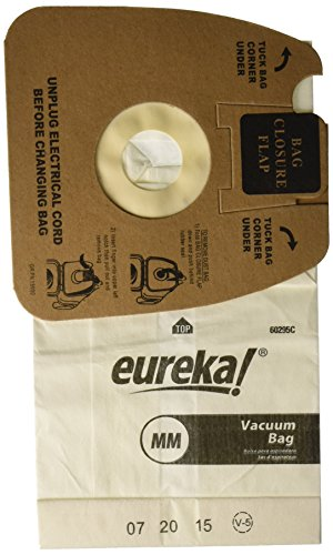 Eureka 60295 Series for Mighty Mite Vacuums, Type MM, 3-Count (Eureka Mite Mite compare prices)