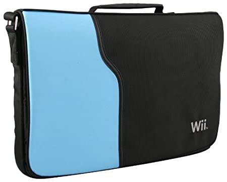 Wii Messenger Bag - Blue