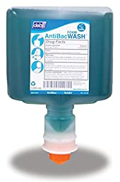 1200 ml DEB Antibacterial Foam TF Touch-Free Antibacterial Foam Wash
