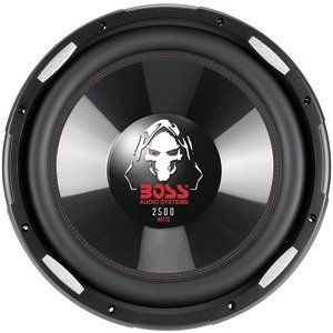 Boss Audio P156Dvc Phantom Series Dual Voice Coil Subwoofer (15)