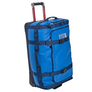 the north face trolley rolling thunder m nautical blue cosmic blue 70 x 45 x 30 cm. Black Bedroom Furniture Sets. Home Design Ideas