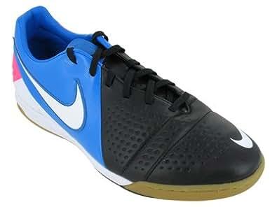 Nike Men's CTR360 Libretto III IC Soccer Shoe,Black/Photo Blue/Pink Flash/White,7.5 D US