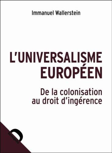 Gratuit T 233 L 233 Charger L Universalisme Europ 233 En De La