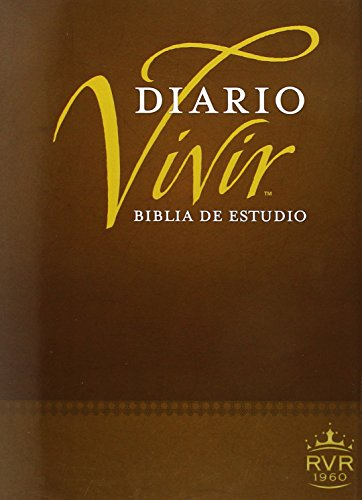 Biblia de estudio Diario vivir RVR60 (Life Application Study Bible: Rv60) (Spanish Edition)