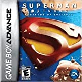 Superman Returns: Fortress of Solitude - Game Boy Advance