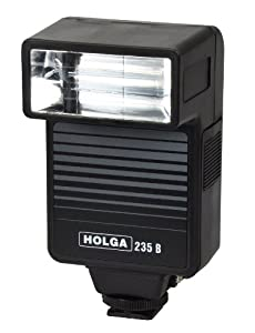 Holga Manual Shoe Mount Flash with a GN of 22 meters (72 feet)