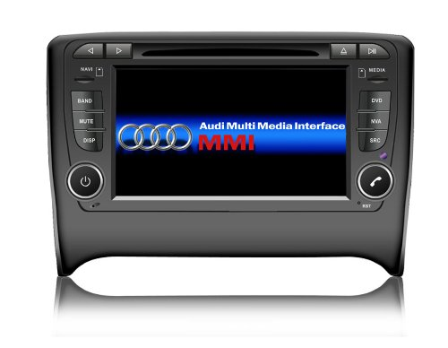 Movewell für Audi TT (2006-2011) 7-Zoll-Touchscreen