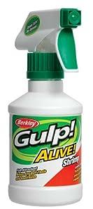 Berkley Gulp Alive Shrimp Scent Spray, 8-Ounce by Big Rock Sports