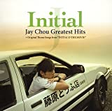 Initial J~Jay Chou Greatest Hits+theme Songs From 頭文字D The Movie
