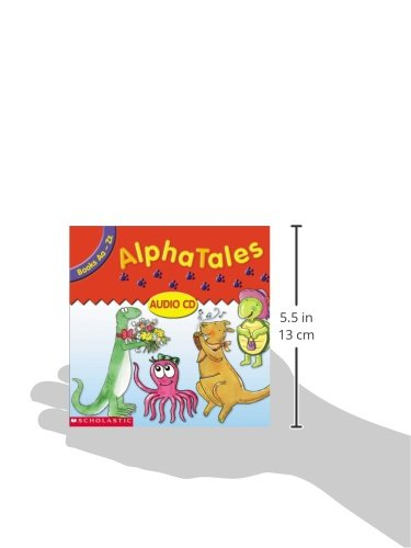 AlphaTales: Books Aa-zz