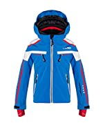 Hyra Chaqueta de Esquí Buffalo Junior (Azul / Rojo)