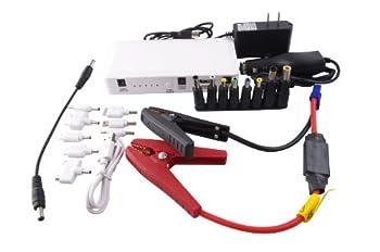 緊急対応 ジャンプスターター 12000mAh 12V 充電式 非常用電源 非常用バッテリー バッテリー充電 マルチファンクション モバイルバッテリー モバイル充電 USB シガー AC100V 車載用 家庭用