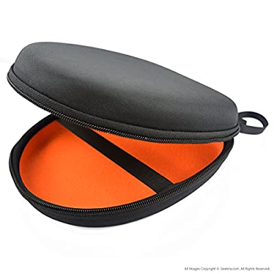 Geekria® UltraShell Headphones Case for Bose QuietComfort QC3, QC25, QC2, QC15, AE2w, AE2i, AE2 / Headphone Hard Carrying Case / Travel Bag