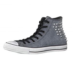 CONVERSE CHUCK TAYLOR COLLAR STUDS HI WOMENS SNEAKERS (540222C)