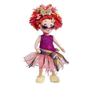 Amazon.com: Fancy Nancy Cloth Doll, 18