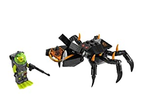 LEGO Atlantis Monster Crab Clash